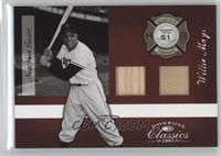 Willie Mays [Noted] #/51