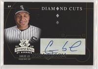 Carlos Lee [Noted] #/100