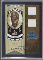 Lou Brock [Noted] #/1