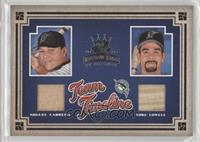 Mike Lowell, Miguel Cabrera /100