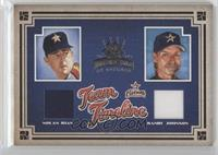 Nolan Ryan, Randy Johnson #/100