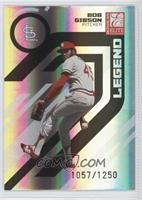 Legends - Bob Gibson /1250
