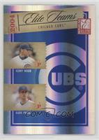Kerry Wood, Mark Prior, Sammy Sosa, Greg Maddux #/1,000