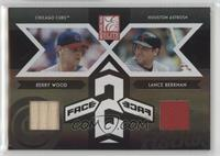Lance Berkman, Kerry Wood /250