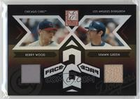 Kerry Wood, Shawn Green /250
