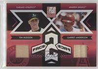 Garret Anderson, Tim Hudson /150
