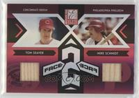 Mike Schmidt, Tom Seaver #/150