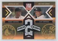 Gary Sheffield, Pedro Martinez /150