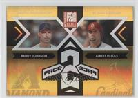 Albert Pujols, Randy Johnson /150