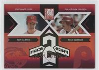 Tom Seaver, Mike Schmidt /750