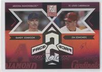 Jim Edmonds, Randy Johnson /750