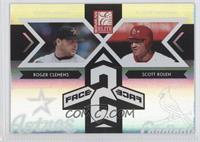 Roger Clemens, Scott Rolen #/1,500