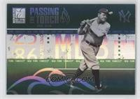 Babe Ruth, Alex Rodriguez /125