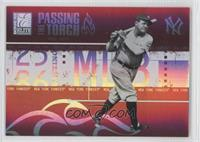 Babe Ruth, Alex Rodriguez /250