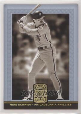 2005 Donruss Greats - [Base] - Gold Holofoil #59 - Mike Schmidt /100