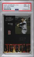 Ted Williams [PSA 10 GEM MT] #/2,000