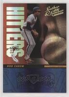 Rod Carew #/100
