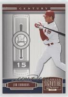 Jim Edmonds #/75