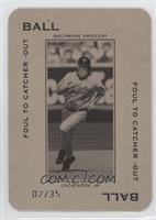 Cal Ripken Jr. /35