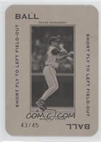 Michael Young /45