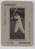 Willie Mays /45