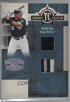 Carlos Lee [Noted] #/25