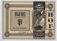 Willie Mays #/500