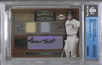 Willie Mays /10 [BGS AUTHENTIC]