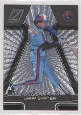 2005 Donruss Zenith - [Base] - Museum Collection #246 - Gary Carter