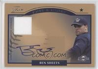 Ben Sheets [Noted] #/100