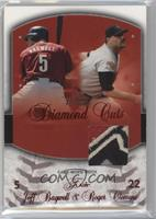 Jeff Bagwell, Roger Clemens (Patch) /50