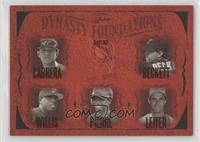 Miguel Cabrera, Josh Beckett, Dontrelle Willis, Juan Pierre, Al Leiter /93