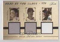 Carlos Beltran, Troy Glaus, Adrian Beltre /98