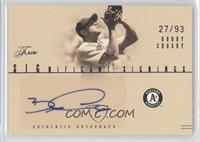 Bobby Crosby /93