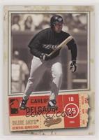 Carlos Delgado /100