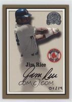 Jim Rice (2000 Greats) /14