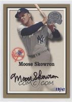Moose Skowron (2000 Fleer Greats of the Game) /47
