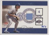 Paul Molitor (Greats Through the Years) #2/7