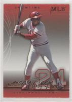 Tony Perez [Noted] #/99