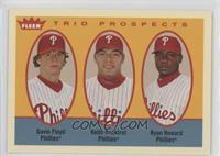 Gavin Floyd, Keith Bucktrot, Ryan Howard