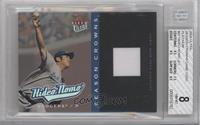 Hideo Nomo [BGS 8 NM‑MT] #/25