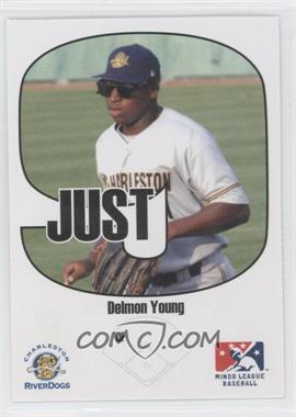 2005 Just Minors - Beckett Insert Just 9 #7 - Delmon Young