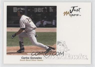2005 Just Minors - Just Autographs #24 - Carlos Gonzalez