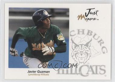 2005 Just Minors - Just Autographs #25 - Javier Guzman