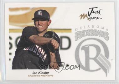 2005 Just Minors - Just Autographs #36 - Ian Kinsler