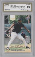 Francisco Liriano [ENCASED]