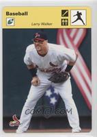 Larry Walker #/25