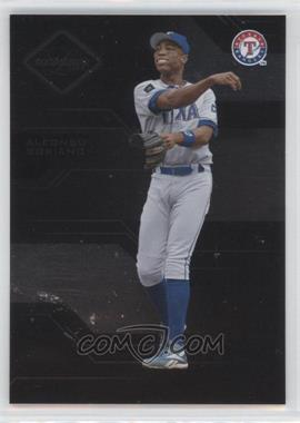 2005 Leaf Limited - [Base] #107 - Alfonso Soriano /699