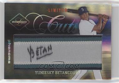 2005 Leaf Limited - [Base] #205 - Yuniesky Betancourt /99