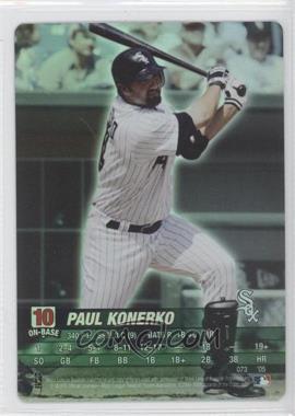 2005 MLB Showdown - [Base] #073 - Paul Konerko